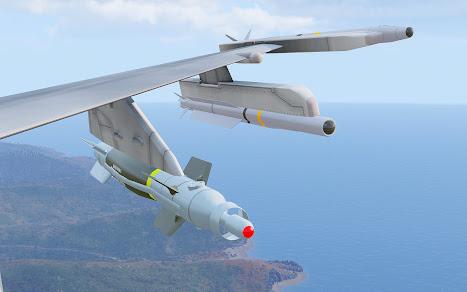 自衛隊や米軍のミサイルや爆弾、ポッドをArma 3へ追加するMOD