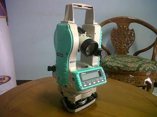 Darmatek Jual Theodolite Nikon NE-101