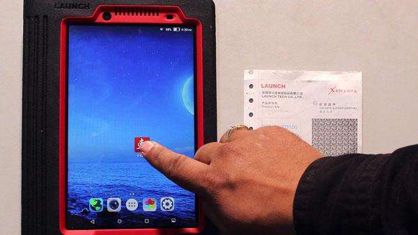LAUNCH-x431-v8-inch-app