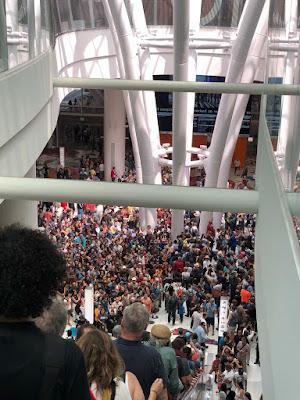 San Francisco Transbay Terminal opening day