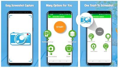 aplikasi screenshot terbaik di hp android