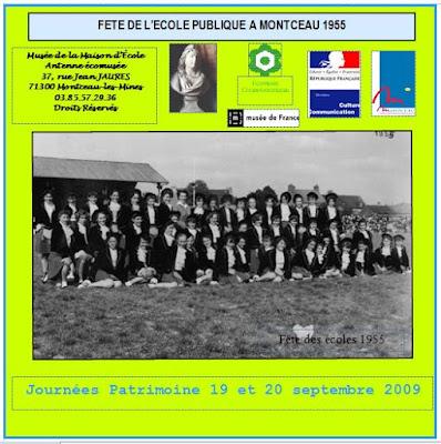 Pochette DVD Fête 1955