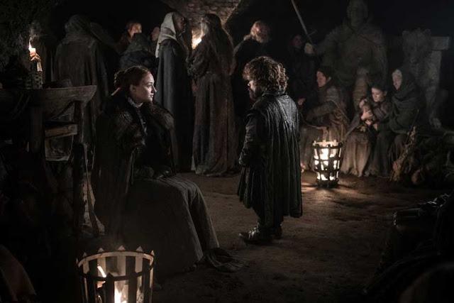 مراجعة الحلقة الثالثة من الموسم الثامن والأخير  مسلسل Game Of Thrones.. مواجهة وينترفيل لملك الليل %D9%85%D8%A7