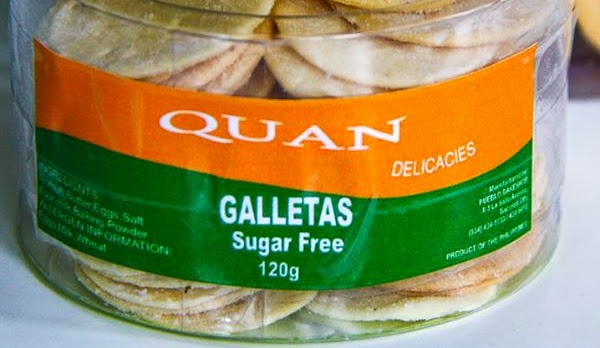sugar-free Bacolod pasalubong - Quan delicacies - Quan native delicacies - Bacolod blogger - galletas