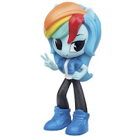 My Little Pony Equestria Girls Rainbow Dash Vinyl Mini Figure