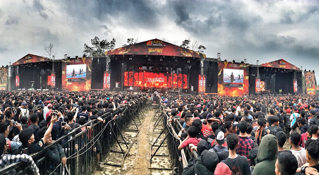 Ulasan Hellprint United Day V - Lorong Musik