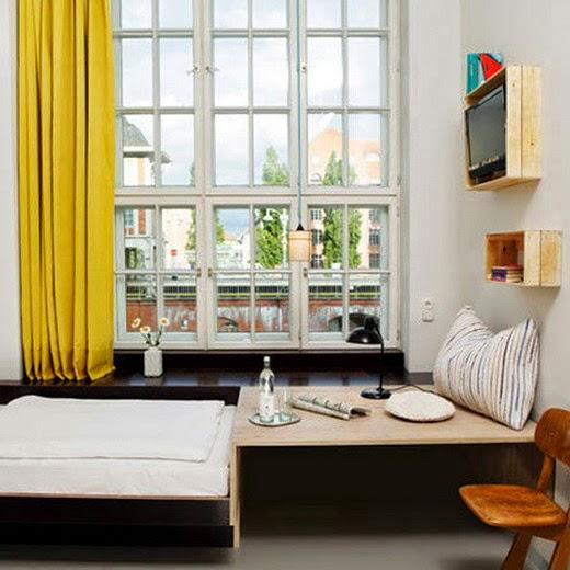 el mundo del reciclaje un hotel muy eco que apuesta por el reciclaje. Black Bedroom Furniture Sets. Home Design Ideas