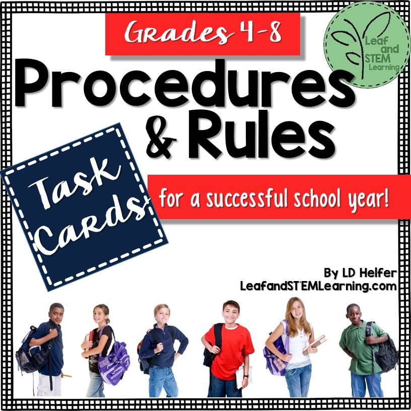 Rules Procedures: Leaf And STEM Learning