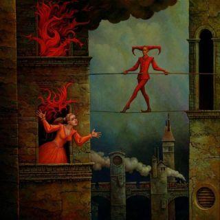 Волшебный и странный мир. Michael Hutter
