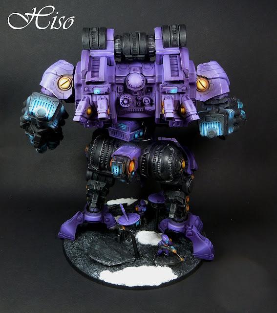 Empire tau Supremacy armor