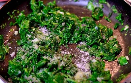 Cách làm món cá phi lê nhồi rau củ nướng