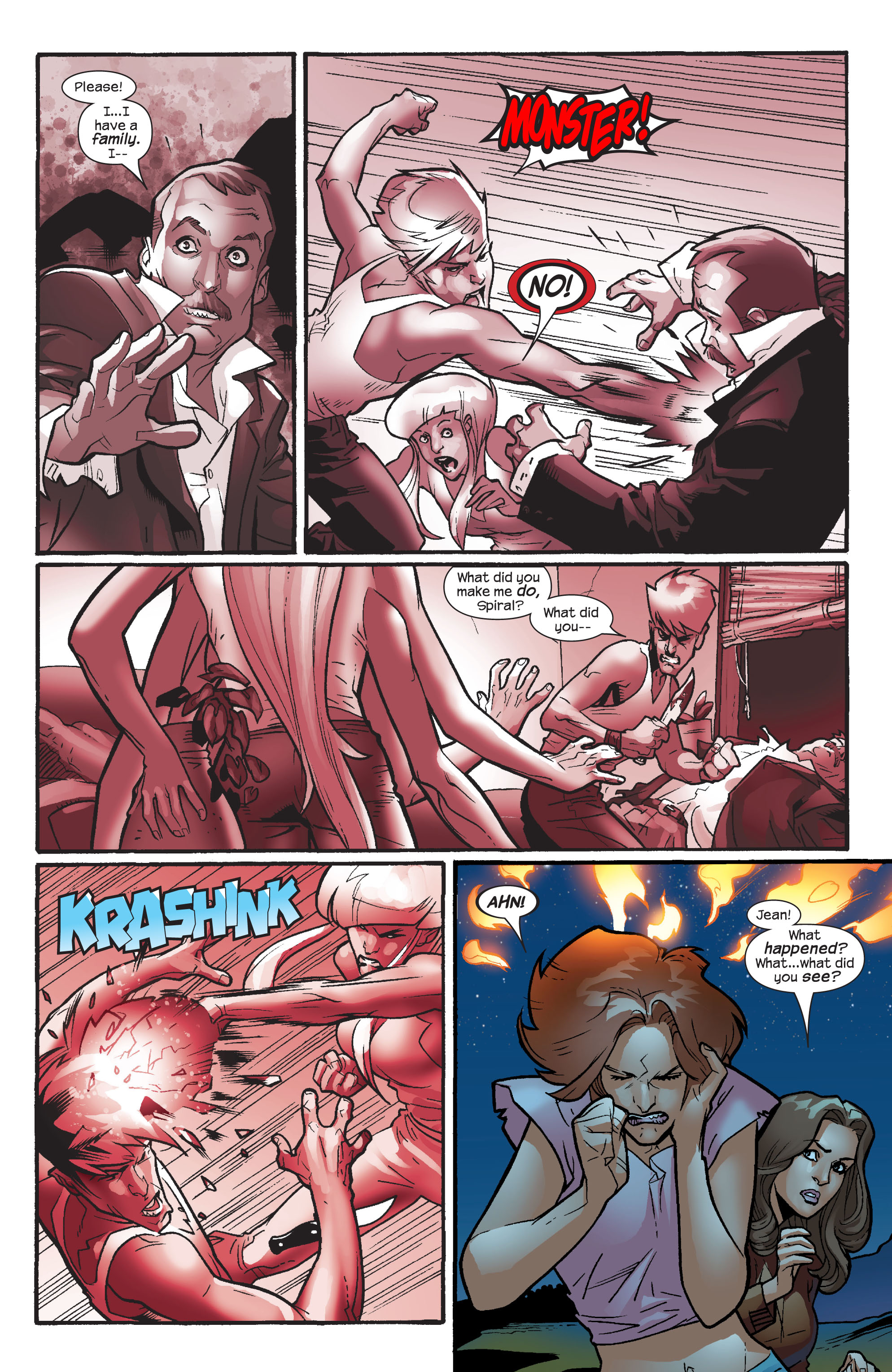 Read online Ultimate X-Men comic -  Issue #57 - 18