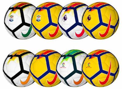 PES 6 Nike Ordem V Ball-Pack 2017/18 Vol.2