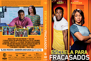 Night School - Escuela para Fracasados - Cover DVD