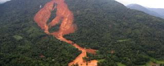 Aranayake landslide