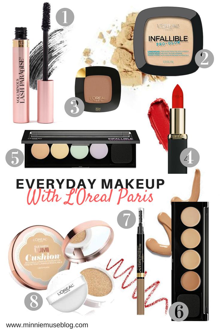 Infallible makeup