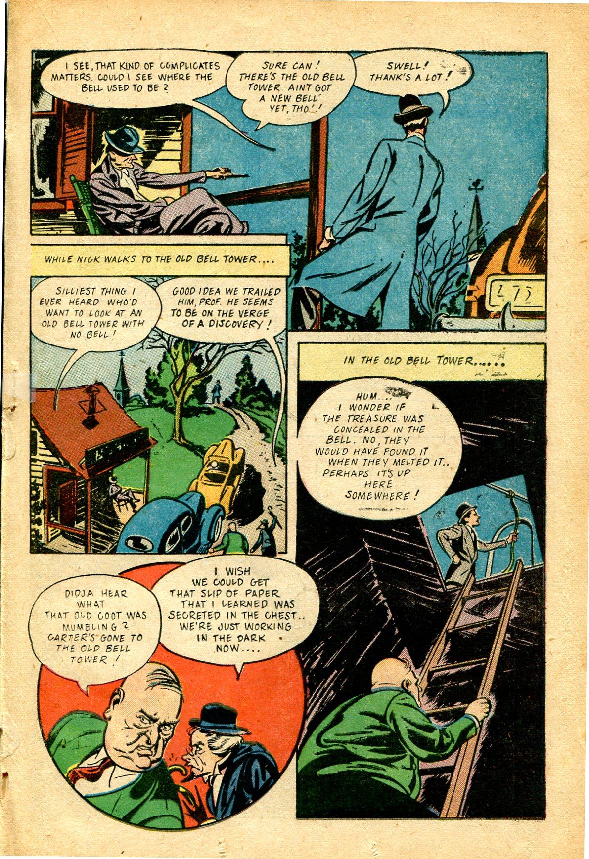 Read online Shadow Comics comic -  Issue #51 - 30