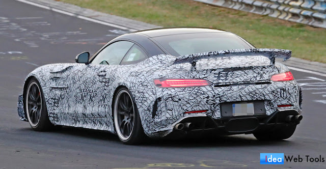 「メルセデスAMG GT」シリーズはまだ増える?今度はサーキット向けの「AMG GT R CS」登場の噂。