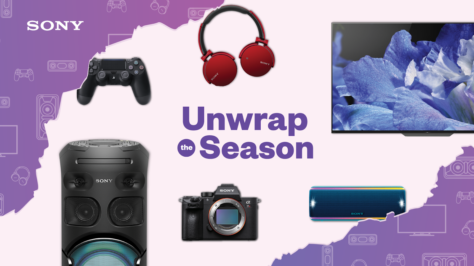 Sony Philippines Unwrap the Season Christmas Promo |Geekschicksten
