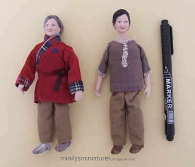 """minilys miniatures"" ""dolls"" ""cambio look"" 1:12 tinte"