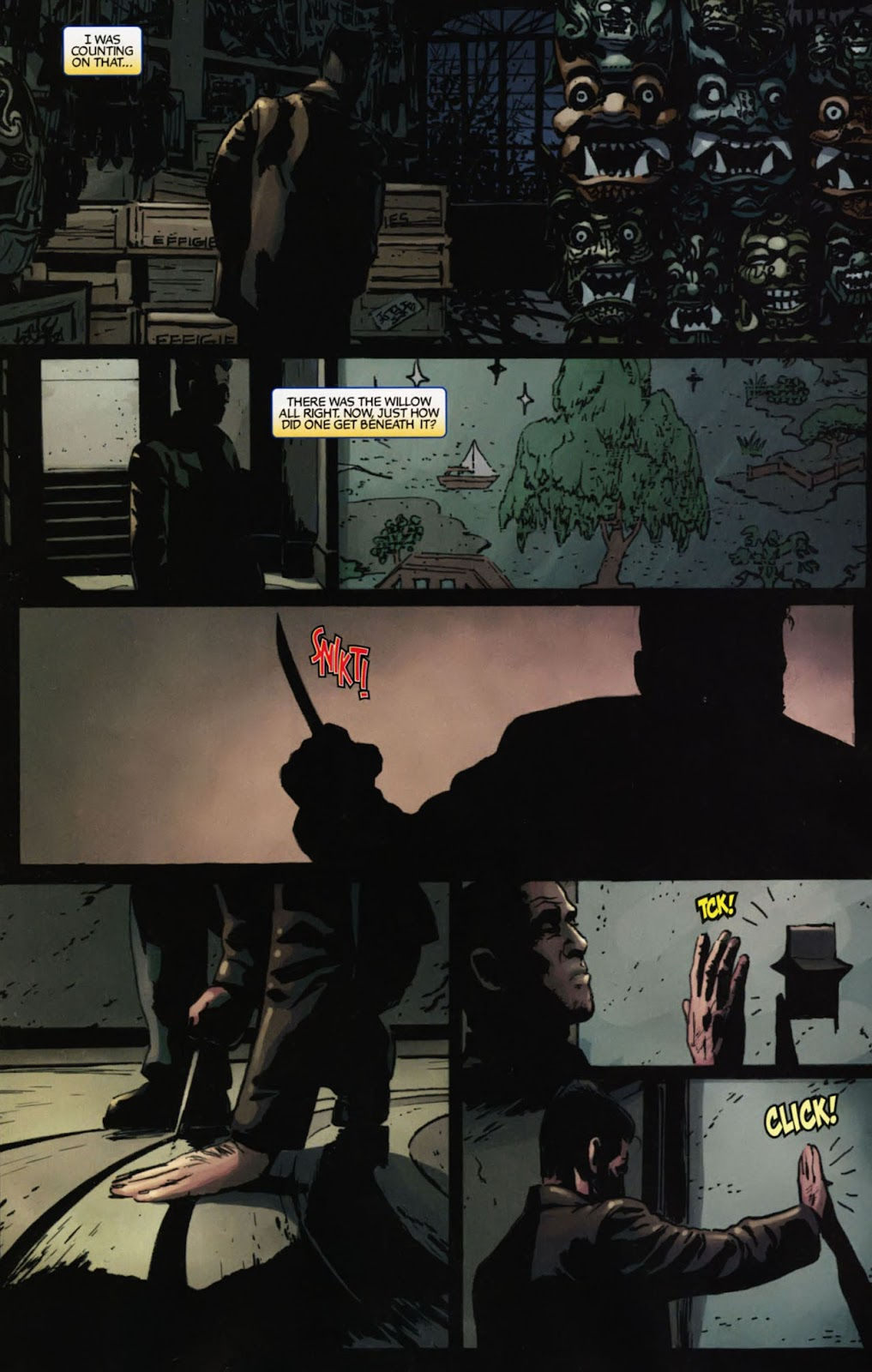 Read online Wolverine (2003) comic -  Issue #900 - 28