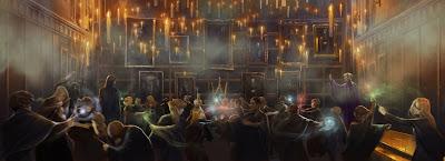 Il duello tra Harry e Draco (Momento 2)