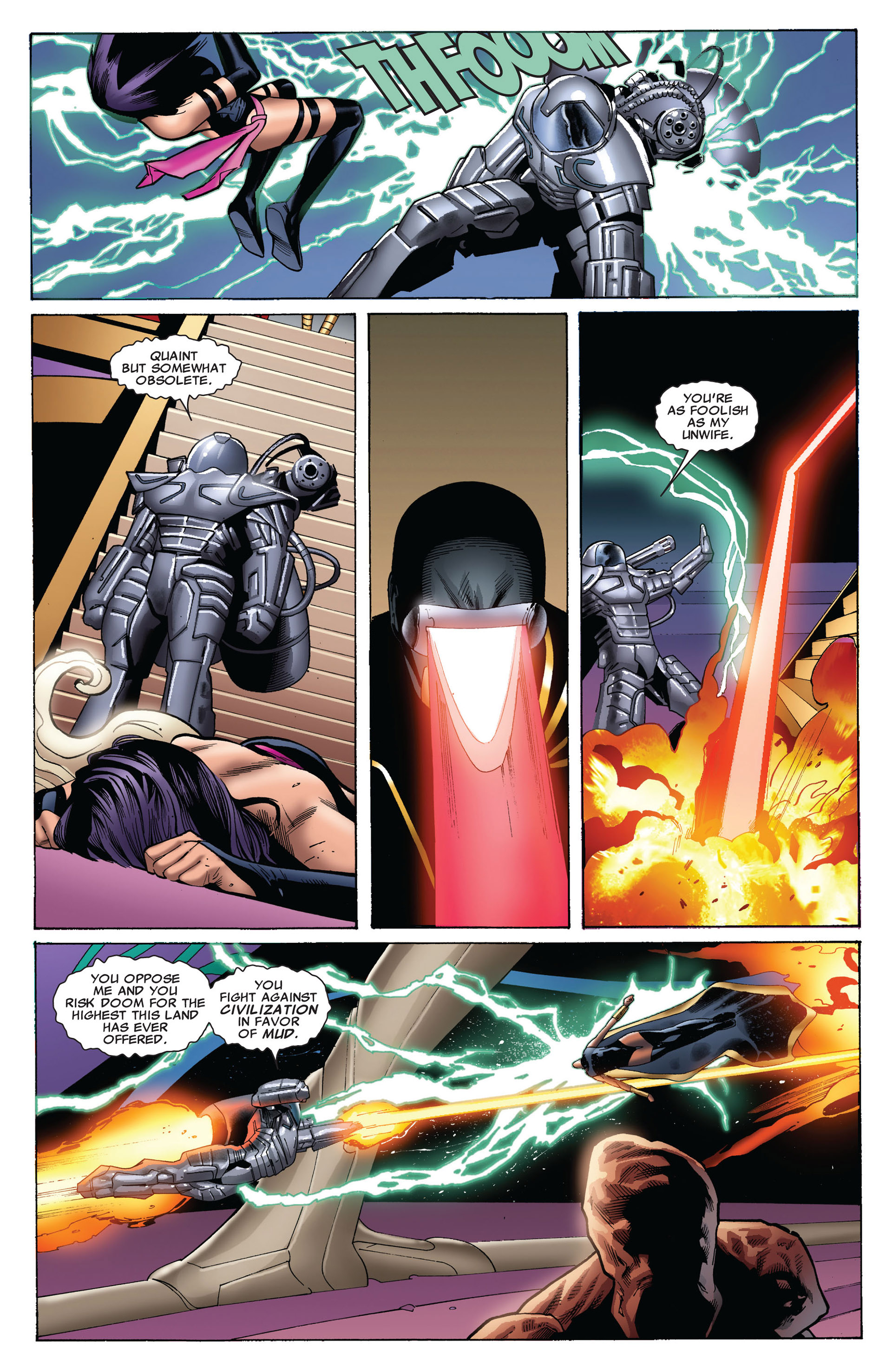 Read online Uncanny X-Men (2012) comic -  Issue #7 - 14