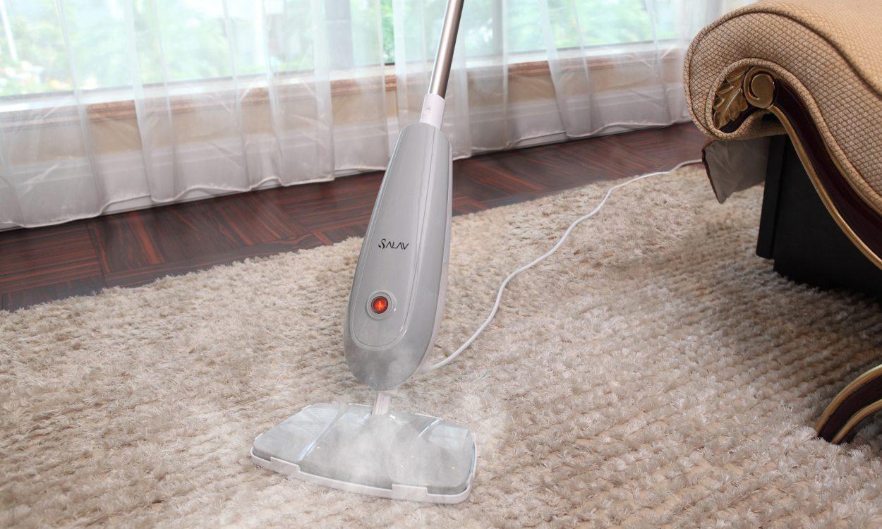 أهمية تنظيف السجاد بالبخار