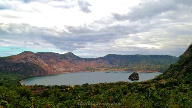 Taal caldera, Taal Lake, Taal Volcano