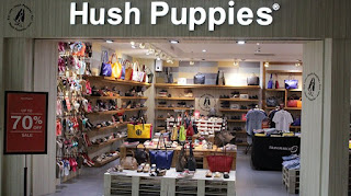 Hush Puppies At Park23 Mall Bali For Smart Shoppers