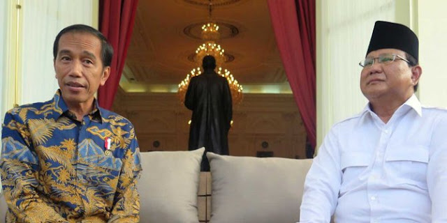 TKN Klaim Jokowi Unggul 24 Persen dari Prabowo