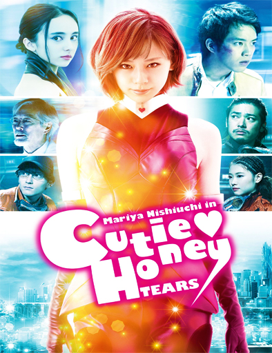 Ver Cutie Honey: Tears (2016) Online