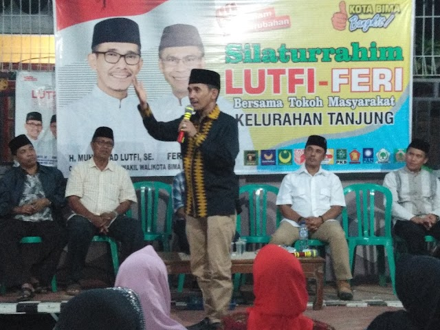 <b>Inisiasi Pertemuan Silaturahim, Komunitas Jawa Siap Menangkan LUTFI-FERI</b>