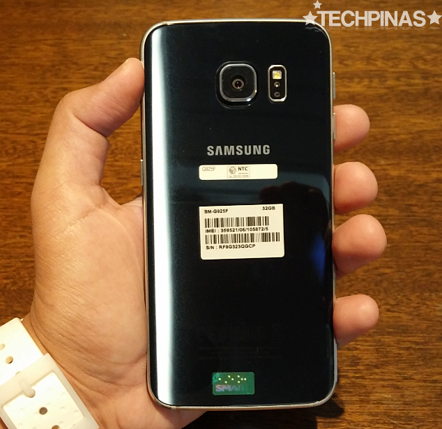 Samsung Galaxy S6 Edge, Smart Infinity Samsung Galaxy S6 Edge