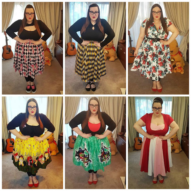 Plus size outfit inspiration and ideas