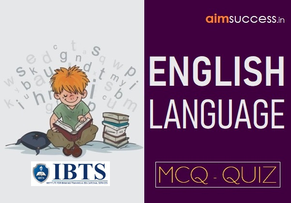 English MCQ for IBPS PO/ Clerk/ RRB/ NIACL 2018: Sep 2018
