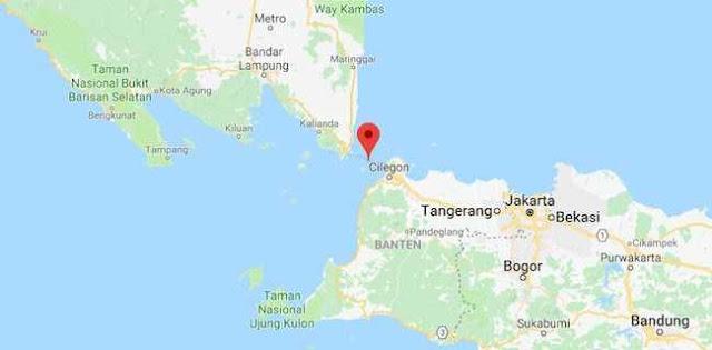 Update Tsunami Selat Sunda, 43 Meninggal Dunia, 584 Orang Luka-Luka Dan 2 Orang Hilang