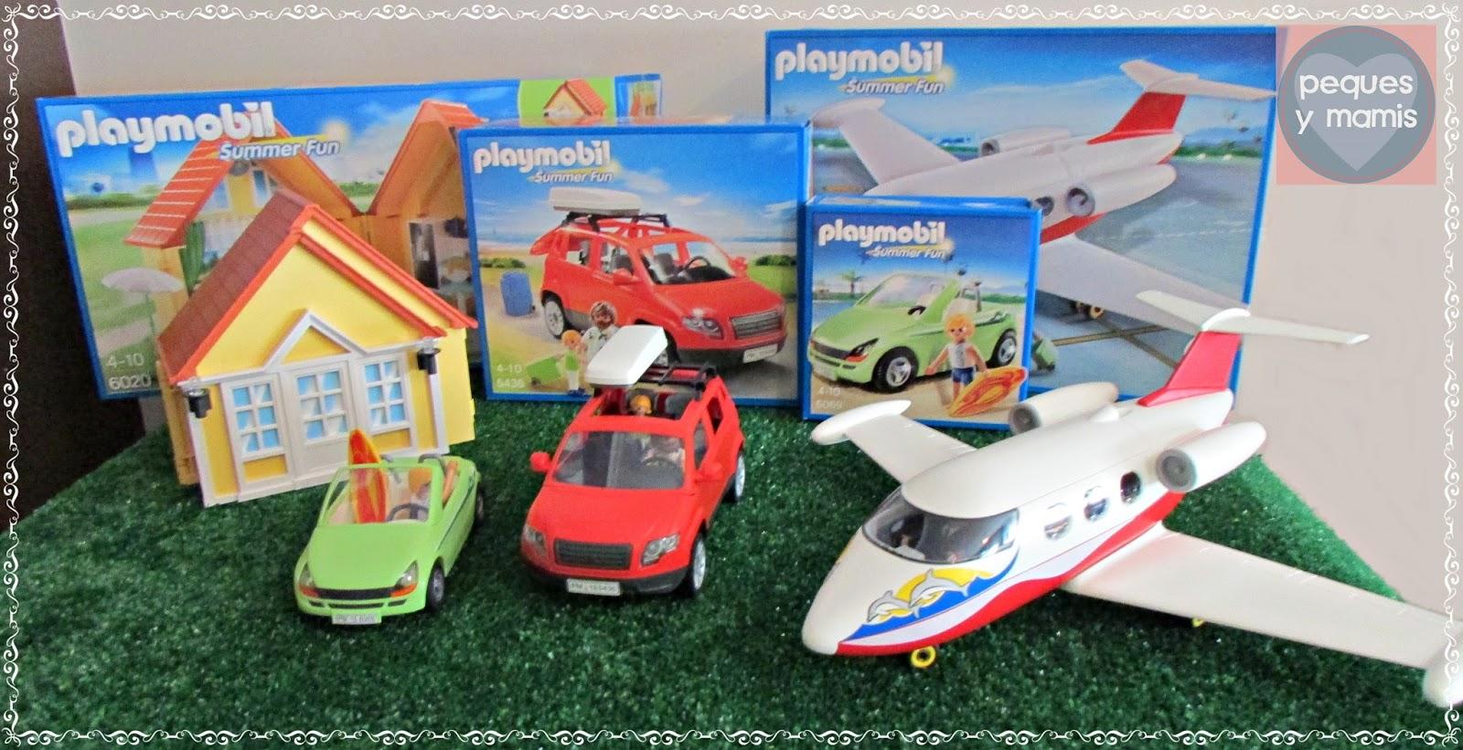 Pequesymamis productos probados - Playmobil 3230 casa de vacaciones ...