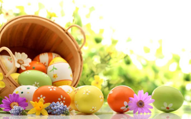 Καλή Ανάσταση - Καλό Πάσχα Από το σύλλογο Ζωφριάς