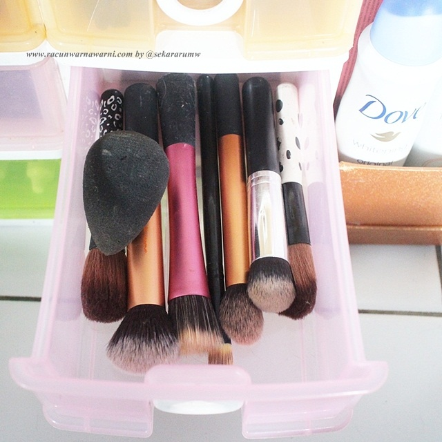 Laci Brush dan Blender