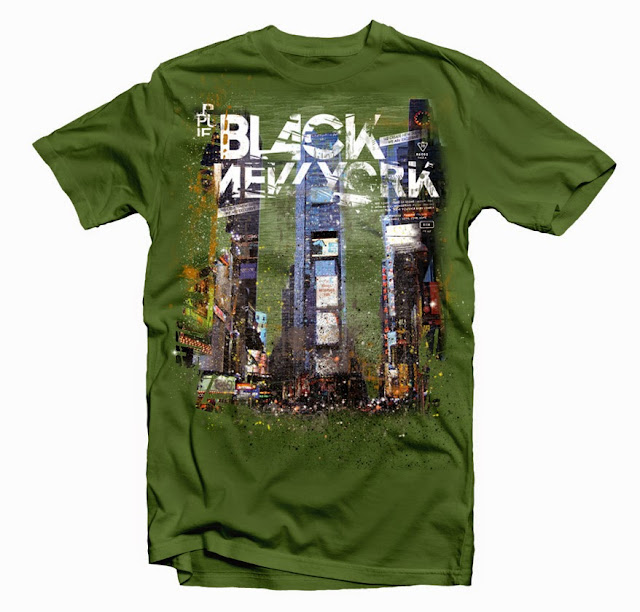 new york tshirt design