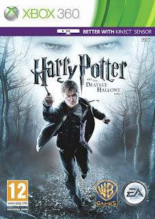 Harry Potter and the Deathly Hallows - Part 1 (X-BOX360) 2011