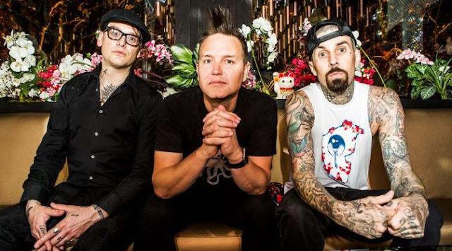 Blink 182 pertama kali sejak berdiri 1992 meraih penghargaan Grammy