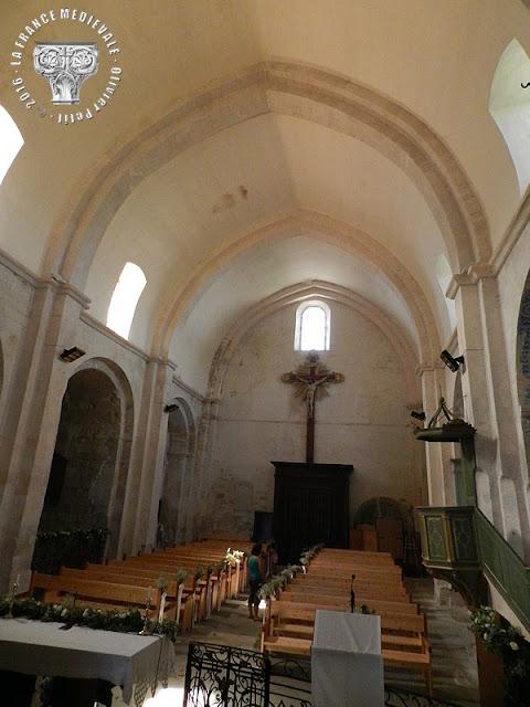 SAIGNON (84) - Eglise romane Notre-Dame