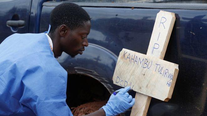 DR Congo Ebola deaths pass 1,000