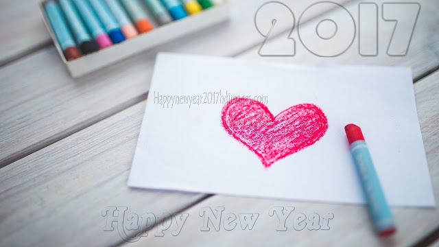 Happy New Year 2017 Love Images Wishes Greetings Download Free