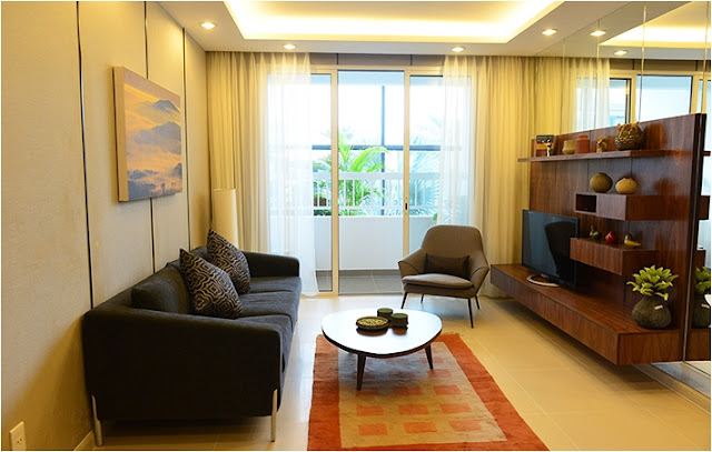 Lexington An Phu apartment for rent 3 bedrooms furnished