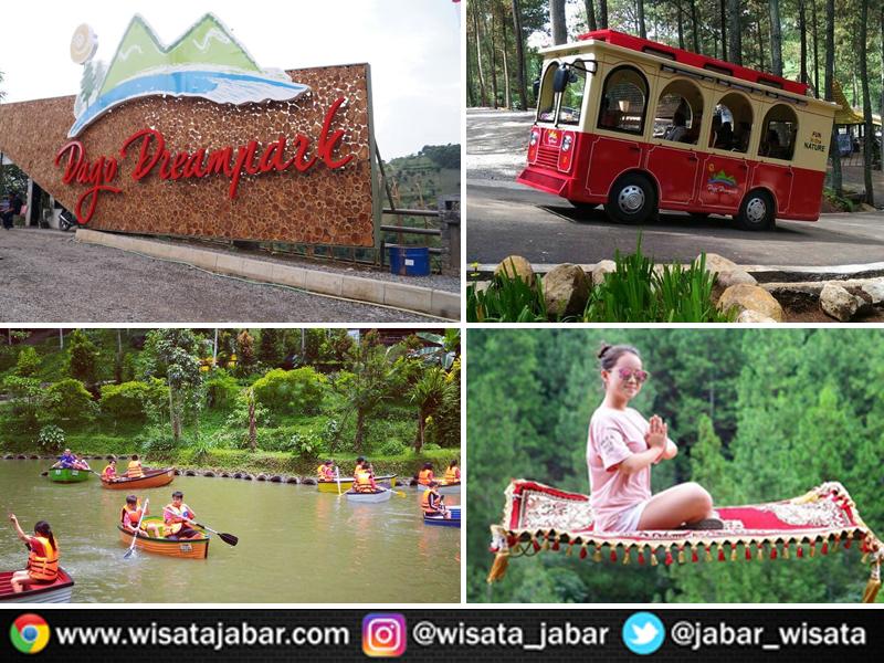 Harga Tiket Terbaru Aneka Wahana Di Dago Dreampark Ngelancong Lagi
