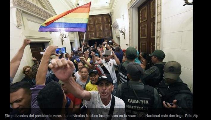 Miembros de la OEA rechazan decisión de Venezuela en materia electoral