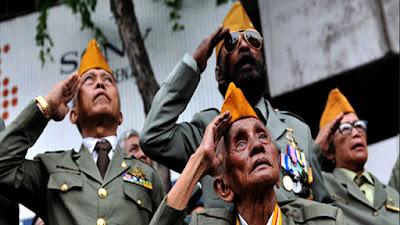 Menyambut Hari Pahlawan Kereta Gratis Untuk Veteran
